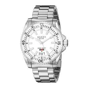 1c022cad992 Relogio Gucci Dive - Relógios De Pulso no Mercado Livre Brasil