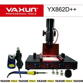 Estação De Retrabalho Yaxun T862d+ Funcionando Perfeitamente
