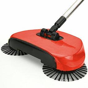 Barredora Spin Broom Magico Basura Escoba Aspiradora /e