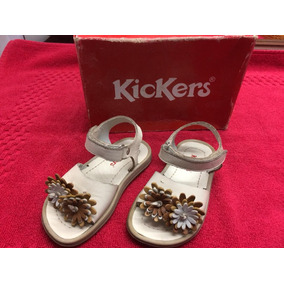 Sandalias Kickers Y Barbie Originales