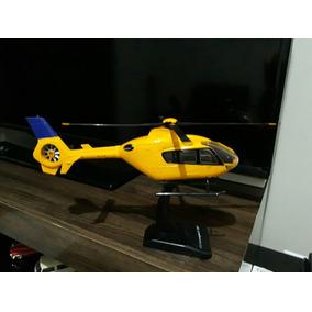 Helicóptero Colecionavel Grande Novo
