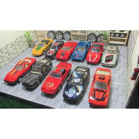 11 Miniaturas De Carros Escala 1/32