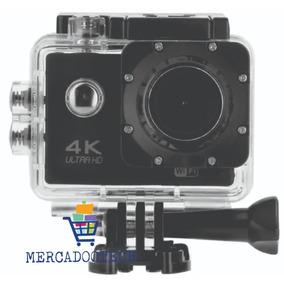Câmera 4k Action Sports Hd Prova D