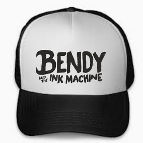 acb823ea642ea Cap Gorra Trucker Gamer Bendy And The Ink Machine · 2 colores