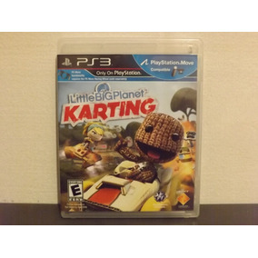 Ps3 Little Big Planet Karting - Completo - Aceito Trocas...