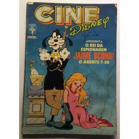 Gibi Hq Cine Disney No.1 James Bond 1988 Editora Abril