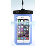 Forro Estuche Antiagua Waterproof Universal Iphone Todoa1