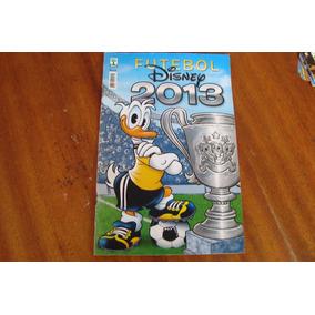 Gibi Abril Disney Futebol 2013 / Especial Formato Americano