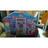 Barbie,dreamhouse Mansion,california,2 Pisos,original + Caja