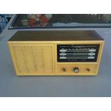 Raro Radio Antigo Suzegani Para Restaurar