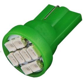 Led Lamp.esmag.8 Leds Verde Face