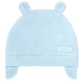 Touca Gorro Beanie Infantil Crianca 10  Pompom Obey Orelhinh. São Paulo · Touca  Orelhinha Para Bebe Em Plush Azul - Tilly Baby 159bbe49953
