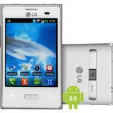 Lg Optimus L3 E400 - Android 2.3, 3mp, 2gb, Wi-fi, Vitrine