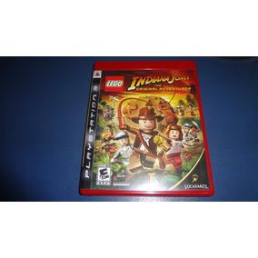 Jogo Indiana Jones The Original Adventures Ps3 Frete 15reais