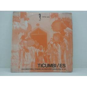 Compacto - Ticumbi - Es - 1979
