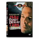 Ano Do Dragão - Mickey Rourke Dvd Original Novo Lacrado