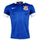 Camisa Corinthians 2013 - Azul