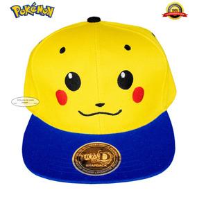 Gorra Pikachu Pokemon Ash Moda Kawaii Anime Gorra Cosplay
