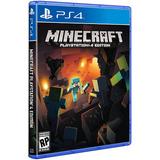 Minecraft Ps4 Digital 2° Envíos 24hs - Garantia Ilimitada