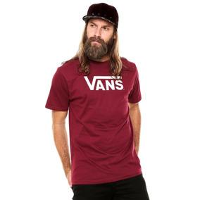 Camiseta Vans - Camisetas Manga Curta para Masculino no Mercado ... 4d0ec71d3af
