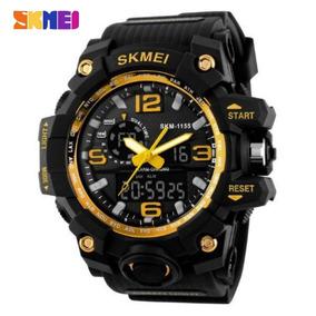 Relógio Masculino Skimei Original Prova D