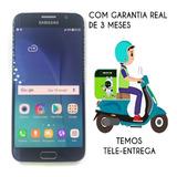 Samsung Galaxy S6 G920i 32gb 4g 16mp Nf Burn In