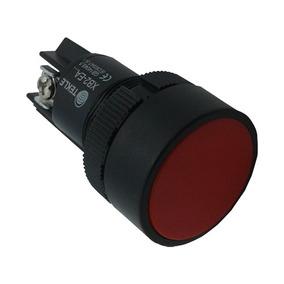 Botão Pulsador Monobloco - Ea145 Vermelho 22mm 1na+1nf