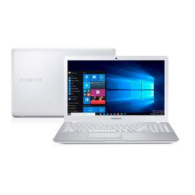 Notebook Samsung Branco Core I7 5500 8gb 1tb Geforce - Novo