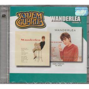 Wanderléa - Cd Wanderléa / Quero Você - 2 Cds - Lacrado