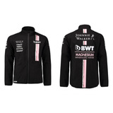 Chamarra Force India Soft Sell Original 100% Talla M