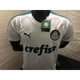 Camisa Palmeiras Puma Branca 2019 Original