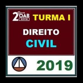 Oab 28 Xxviii 2segunda Fase Direito Civil Cers