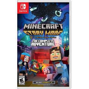 Minecraft Story Mode: Complete Adventure - Nintendo Switch