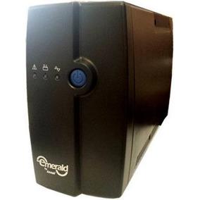 Ups Backups Regulador Sq-500 Emerald 500 Va 4 Tomas Pc Ccc