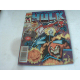 O Novo Incrível Hulk 141 Editora Abril