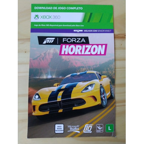 Forza Horizon 1 Digital Código 25 Dígitos - Xbox 360 E One