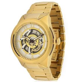 506cc777ef0 Relogio Victor Hugo Dourado Original - Relógios no Mercado Livre Brasil