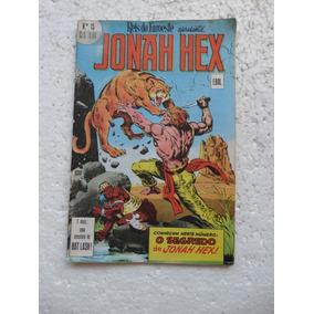 Jonah Hex Nºs 15! A Marca Do Demônio! Ebal 1978!