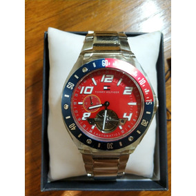 4618d9cd4b8 Relogio Tommy Hilfiger Automatico Quadrado 1790744 - Relógios no ...