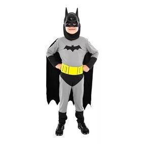 Disfraz Batman Retro Clásico Casa Valente