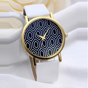 Relógio De Pulso Feminino Lindo Barato Preço Black Friday
