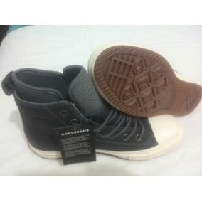 bad961da4 Zapatos Converse Botines De Cuero