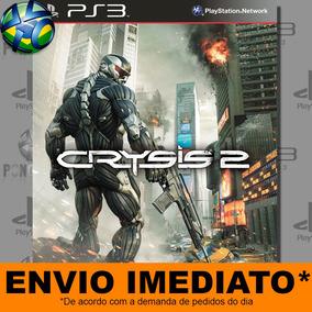 Jogo Crysis 2 Promoção - Ps3 - Midia Digital Psn