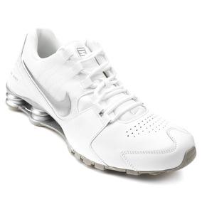 c8b2137c499 Marrom Tenis Nike Shox R4 Prata Cinza - Tênis no Mercado Livre Brasil