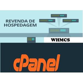 Revenda De Hospedagem + Whmcs 7.7 + Ssl Grátis + Site Revend