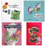 Pack Anna Llenas: Monstruo Colores / Te Quiero +2 (4 Libros)