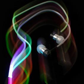 Auricular In Ear Luminoso Noga Glow Gl1782