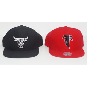 Gorras Mitchell Ness Bulls Y Falcons Original d2bff36c2b6