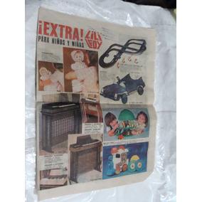 Antiguo Boletin Lili Ledy , Extra Niños Y Niñas , 8 Paginas