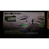 Drone Con Gps Sky Viper 2450gps